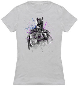 The Sketch Of Batman T-Shirt