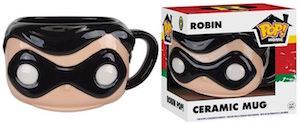 Robin Face Mug