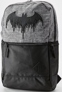 Batman Arkham Night Logo Backpack