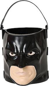 Batman Head Trick Or Treat Bucket