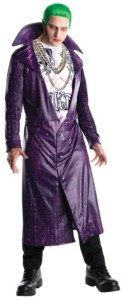 The Joker Suicide Squad Deluxe Costume