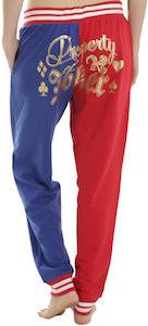 Harley Quinn Property Of The Joker Jogger Pants