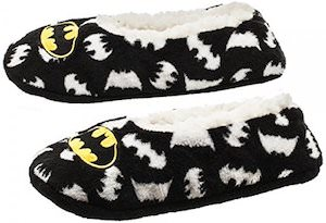 Women's Cozy Batman Slippers