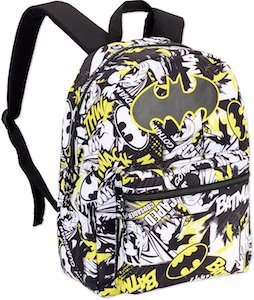 Batman Comic Style Backpack