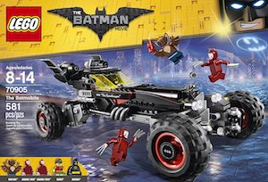 LEGO Batman Movie Batmobile 70905
