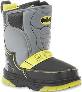 Kids Batman Winter Boots