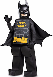 Kids LEGO Batman Costume