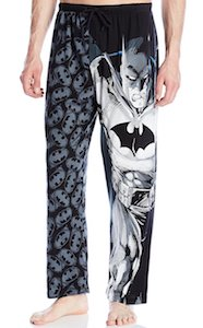 Batman and his Logo Pajama pants