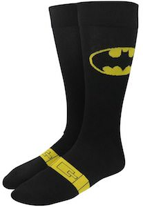 Batman Utility Belt Socks