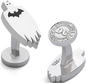 Caped Batman Cufflinks
