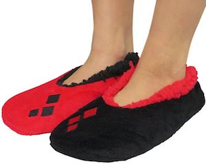 Harley Quinn Cozy Slippers