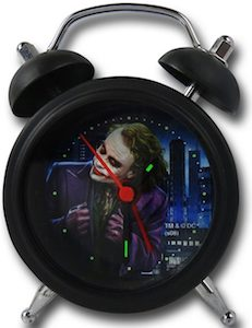 The Joker Alarm Clock