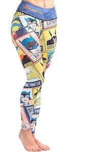 Batman Crime Fighter Leggings