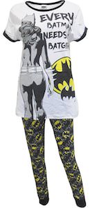 Every Batman Needs A Batgirl Pajama