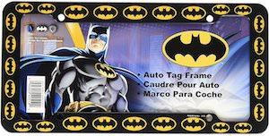 Batman Logo License Plate Frame
