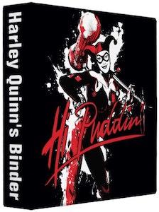 Harley Quinn Hi Puddin Binder