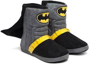 Batman Costume Slipper Boots