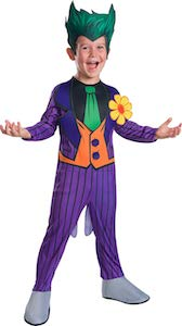 Kids The Joker Costume