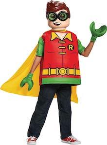 Halloween LEGO Robin Costume