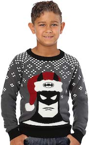 kids Batman Ready For Christmas Sweater