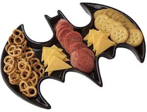 Batman Logo Serving Tray