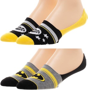 Women's Batman No Show Socks