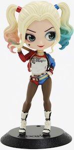Q Posket Harley Quinn Figurine