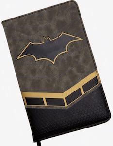Batman Journal With Bookmark