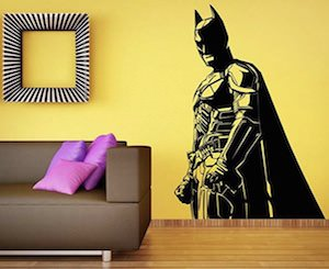 Big Batman Wall Decal