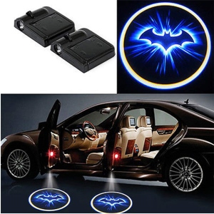 Batman Logo LED Car Projection Light