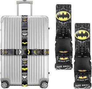 Batman Luggage Strap
