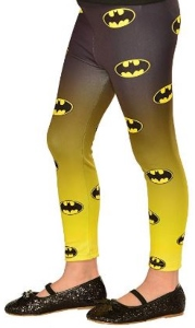 Batman Logo Color Fade Leggings