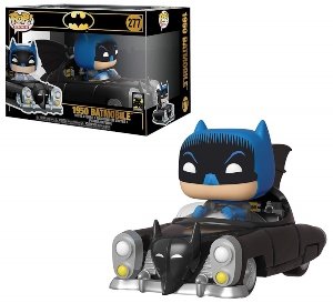 Funko POP Rides 1950 Batmobile Figurine