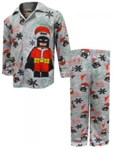 LEGO Batman Santa Pajamas