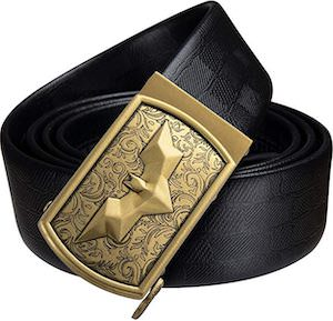 Special Batman Logo Belt