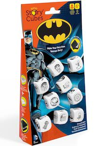 Batman Story Cubes Game