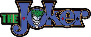 The Joker Sticker