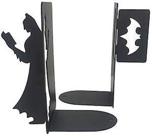 Batman And Logo Bookends