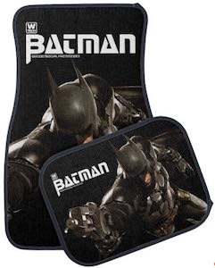 Batman Batclaw Car Floor Mats
