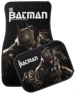 Batman Batclaw Car Floor Mats