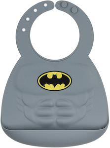 Batman Costume Bib