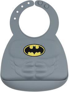 Batman Costume Bib