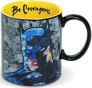 Batman Be Courageous Mug