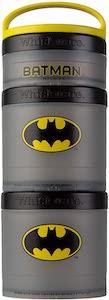 Batman Stackable Snack Boxes