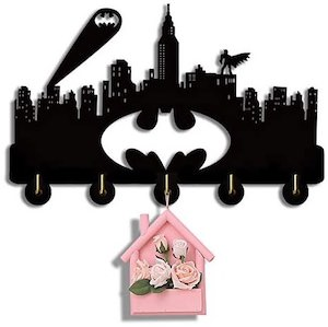 Batman Gotham And More Key Rack
