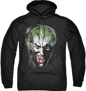 The Joker Face Hoodie