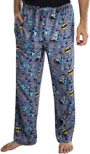 Batman Comic Pajama Pants