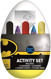 Batman Easter Activity Set