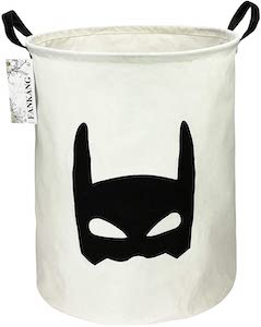 Batman Mask Laundry Basket