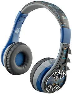 Kids Batman Bluetooth Headphones